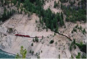 British Columbia Rocky Mountain Area1