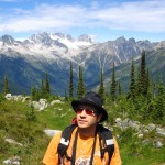 Clayton Hiking Mount Abbott
