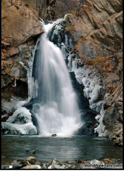 Hardy Falls South of Peachland, B.C.