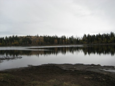 Hayman Lake