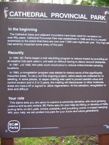 Cathedral-Provincial-Park-Information