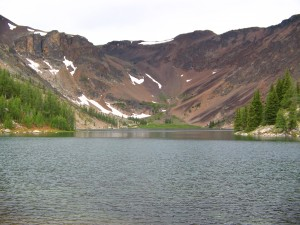 Lady Slipper Lake