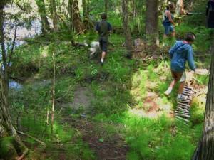 Mission Creek Hiking Trails