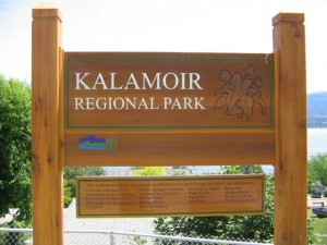 Kalamoir Regional Park Trail Head