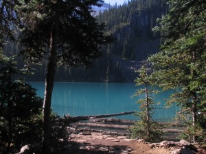 middle/2nd joffre lake