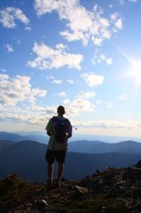 Monashee Alpine Hiking to Twin Lakes