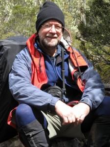 Hiker Frank Wall